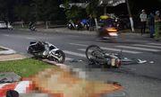 Tin tai nạn giao thông mới nhất ngày 19/2/2020: Thanh niên đi xe máy tông chết người qua đường