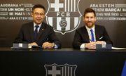 Barca phủ nhận cáo buộc thuê công ty truyền thông nói xấu Messi