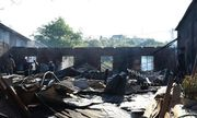 Kon Tum: Xưởng gỗ bất ngờ bốc cháy lúc rạng sáng, thiệt hại lớn về tài sản