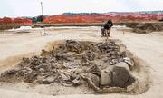 Đào móng xây công trình, phát hiện kho báu khổng lồ chứa đồ tùy táng của hoàng tử thời tiền La Mã