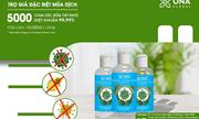 ONA GLOBAL trợ giá chai Gel rửa tay diệt khuẩn chỉ 10.000 đồng- Thắp sáng tình người giữa tâm dịch Corona