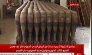 Phát hiện nhà máy sản xuất tên lửa số lượng lớn của phiến quân tại