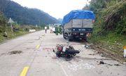Tai nạn giao thông trên đèo Lò Xo, 2 vợ chồng người Đức tử vong