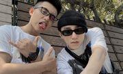 """Loạt ảnh chụp chung của anh em nhà Sơn Tùng M-TP khiến hội chị em """"mất máu"""""""