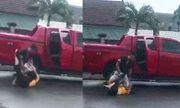 Hà Tĩnh: Xét xử cựu cán bộ công an túm tóc, hành hung vợ cũ dã man