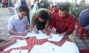 Đà Nẵng tiếp nhận hơn 450 đơn vị máu tại ngày hội hiến máu