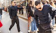 """Vũ Khắc Tiệp mặc quần """"quên kéo khóa"""" tại tuần lễ thời trang Milan khiến dân mạng bất ngờ"""