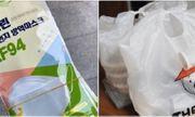 Ảnh hưởng vì Covid-19, nhà hàng đổi rẻ đồ ăn lấy khẩu trang để quyên góp
