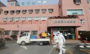Tổng số ca nhiễm Covid-19 tại Hàn Quốc tăng lên 833 người, hoãn khám tuyển nghĩa vụ quân sự