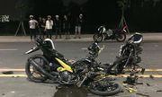 Tin tai nạn giao thông mới nhất ngày 25/2/2020: Tự đâm xe vào nhau lúc đua xe, 2 thanh niên tử vong