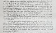 Hà Tĩnh: 4 lãnh đạo chủ chốt thi trượt chuyên viên chính