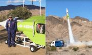 Nhà khoa học Mỹ tử nạn vì bay trên tên lửa tự chế nhằm chứng minh trái đất phẳng