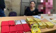 Bắt một phụ nữ trong đường dây buôn bán ma túy, thu giữ 20kg ma túy các loại