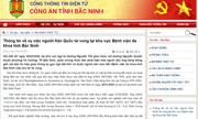 Công an tỉnh Bắc Ninh thông tin về vụ người đàn ông Hàn Quốc gục ngã rồi tử vong trên đường