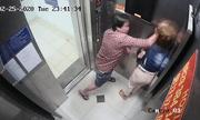 Vụ người đàn ông hành hung cô gái trong thang máy: Hai người sống chung như vợ chồng