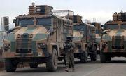 Thổ Nhĩ Kỳ công bố video tấn công quân đội Syria tại Idlib