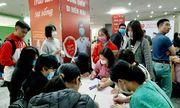 Các doanh nghiệp đăng ký cho CBCNV tham gia hiến máu