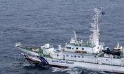 Nhật Bản: 13 thủy thủ mất tích sau vụ va chạm trên biển