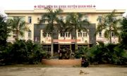 Thanh Hóa: Khởi tố nguyên Giám đốc bệnh viện Đa khoa huyện Quan Hóa