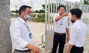 Một học sinh bị sốt ngay trong ngày đầu tiên đi học trở lại