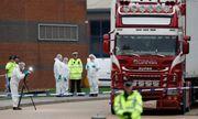 Thêm một nghi phạm vụ 39 người tử vong trong xe container tại Anh bị khởi tố