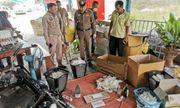 Video: Cảnh tái chế khẩu trang cũ gây sốc ở Thái Lan