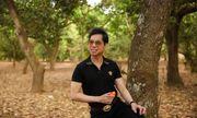 Ngọc Sơn khoe vườn cây rộng 20.000 m2 được người hâm mộ tặng