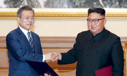 Ông Kim Jong-un gửi thư động viên Tổng thống Hàn Quốc trước tình hình dịch Covid-19