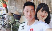 Ngôi sao đội tuyển Việt Nam chấn thương bàn chân vẫn vượt 30km về ăn tối cùng bạn gái
