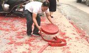 Vụ đốt pháo trong đám cưới ở Hà Nội: Mua pháo hết 4,3 triệu đồng