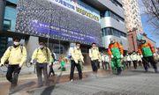 Hàn Quốc: Hơn 7.000 ca dương tính với Covid-19