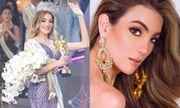 Chiêm ngưỡng nhan sắc nóng bỏng của Hoa hậu Chuyển giới Quốc tế 2020