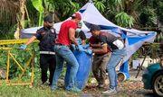 Bắt giữ nghi phạm sát hại anh trai, giấu xác trong thùng nhựa đổ bê tông