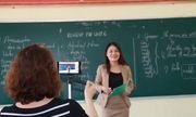 Hôm nay (9/3), Hà Nội dạy ôn cho học sinh lớp 9, lớp 12 qua truyền hình