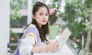 """Nữ sinh Hưng Yên tung bộ ảnh """"gây sóng gió"""" mạng xã hội vì vẻ đẹp ngọt ngào"""
