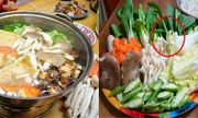 Những loại rau không nên cho vào khi ăn lẩu kẻo
