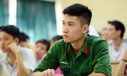 Thời gian sơ tuyển vào các trường quân đội năm 2020 được điều chỉnh