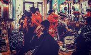 Tiệm cắt tóc miễn phí cho người nghèo ở TP.HCM