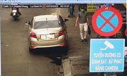 """TP.HCM: Ngày đầu áp dụng """"phạt nguội"""", hàng trăm tài xế vẫn đỗ xe sai quy định"""