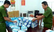 Khánh Hòa: Thu giữ 25.000 khẩu trang y tế không hóa đơn