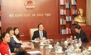 Bộ GD&ĐT hoãn làm việc với khách nước ngoài đến từ vùng dịch