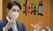 Ngoại hình thanh tú của Thống đốc trẻ nhất Nhật Bản gây sốt mạng xã hội
