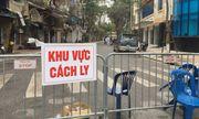 Kết quả xét nghiệm 217 người tiếp xúc với 5 bệnh nhân nhiễm Covid-19 ở Hà Nội