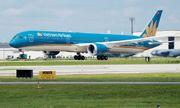 Các chuyến bay của Vietnam Airlines ngưng chở khách từ châu Âu về Việt Nam