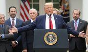 Mỹ ban bố tình trạng khẩn cấp quốc gia do dịch Covid-19