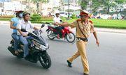 Từ ngày 13/3, người vi phạm luật giao thông có thể nhận lại giấy tờ tại nhà