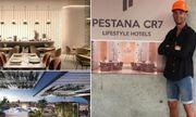 Cristiano Ronaldo biến chuỗi khách sạn tại quê nhà thành bệnh viện chữa trị Covid-19 miễn phí