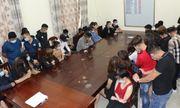 Vĩnh Phúc: Phát hiện hàng chục nam nữ phê ma túy