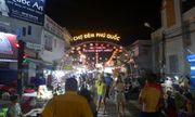 Tạm đóng cửa chợ đêm Phú Quốc