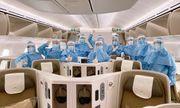 Vietnam Airlines đưa gần 180 công dân Việt Nam trở về từ châu Âu